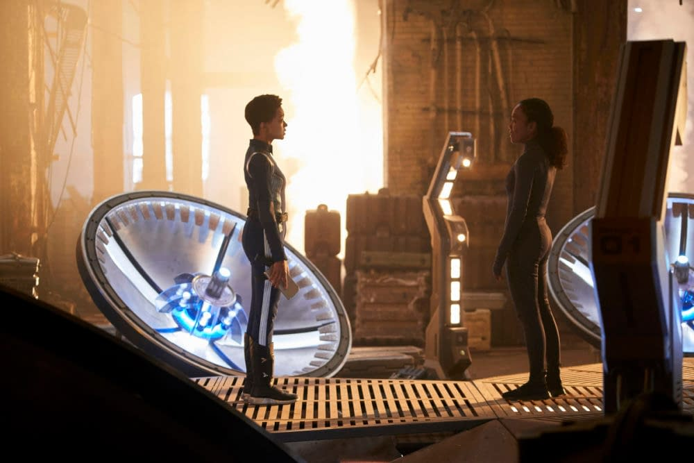 "'Star Trek: Discovery' Season 2 Episode 11 ""Perpetual Infinity"" Review- The Board Is Yours, Michael [SPOILERS]"