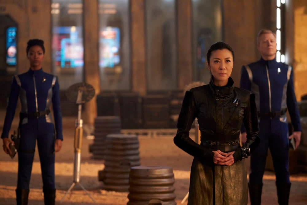 "'Star Trek: Discovery' Season 2, Episode 11 ""Perpetual Infinity"" Has Serious Mommy Issues [PREVIEW]"
