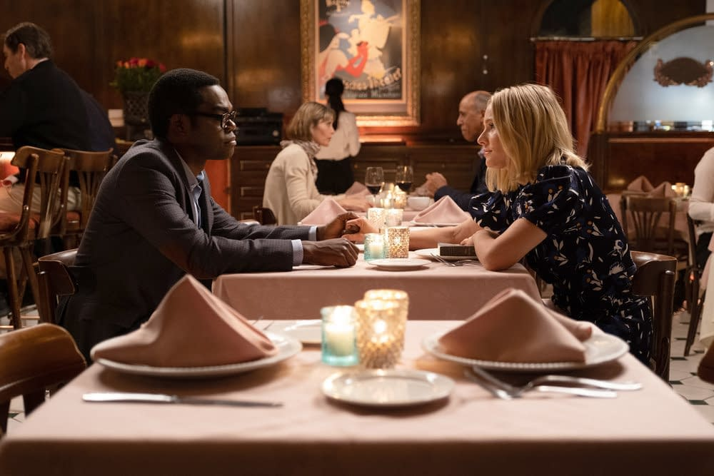 """""""The Good Place"""" Series Finale """"Whenever You're Ready"""": Questions to Answer, Issues to Address [PREVIEW]"""