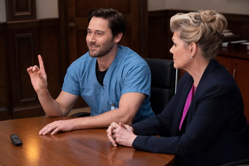 """""""New Amsterdam"""" Season 2 """"Liftoff"""": Reynolds Wraps Up His Run [PREVIEW]"""