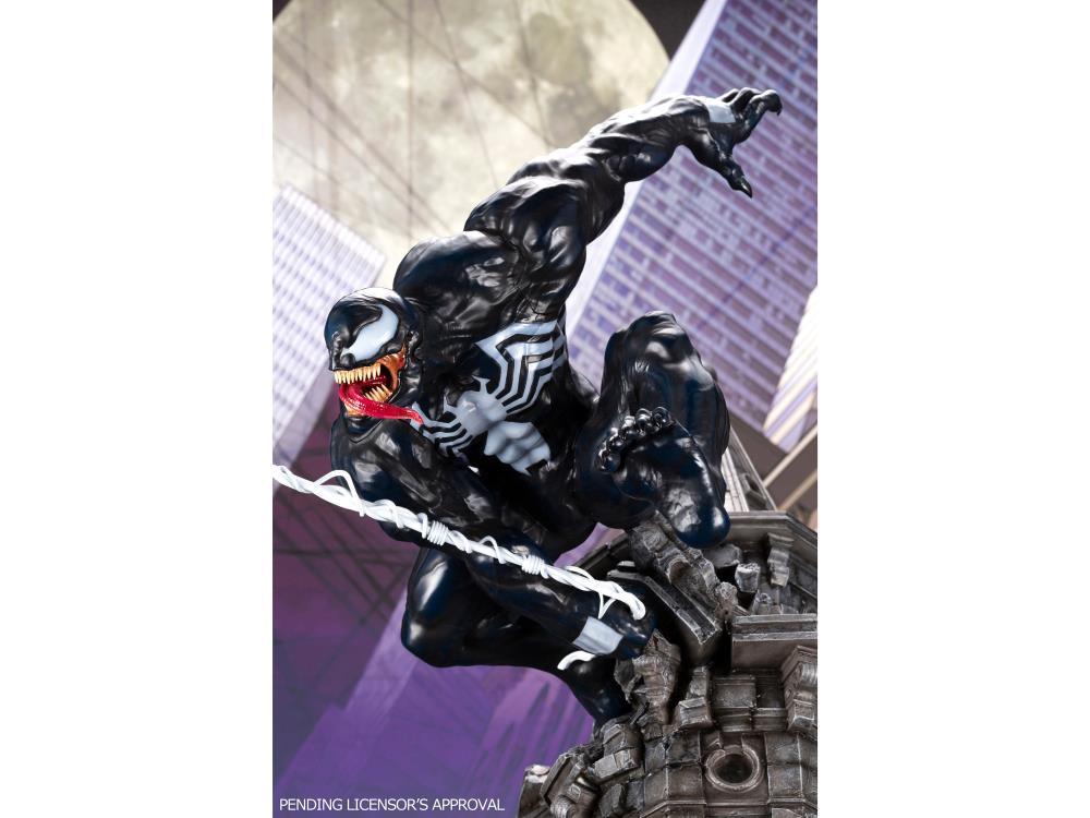 Kotobukiya Venom Statue 4