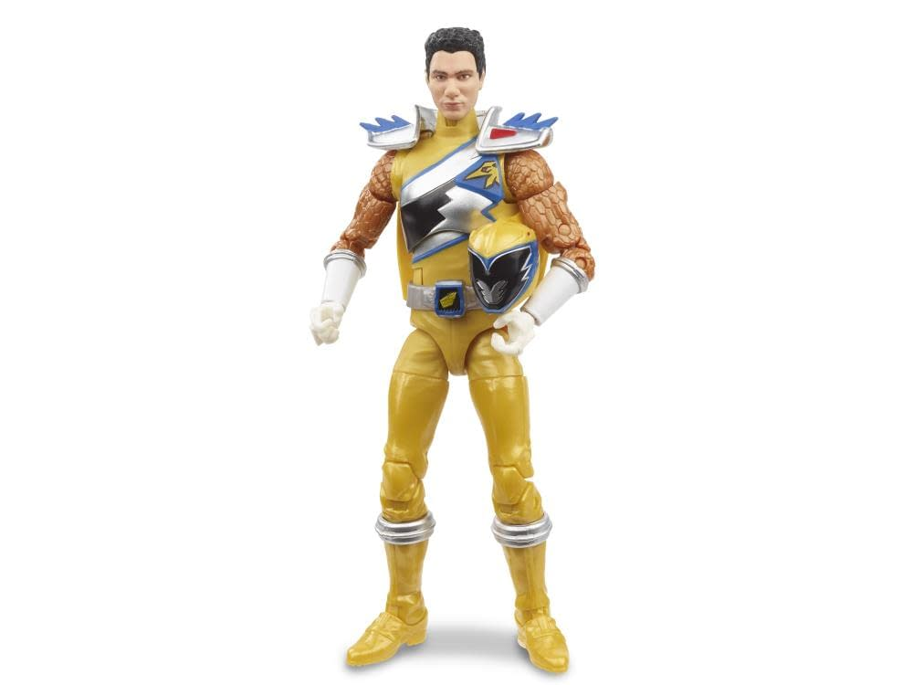 Power Rangers Lightning Collection Wave 3 Announced