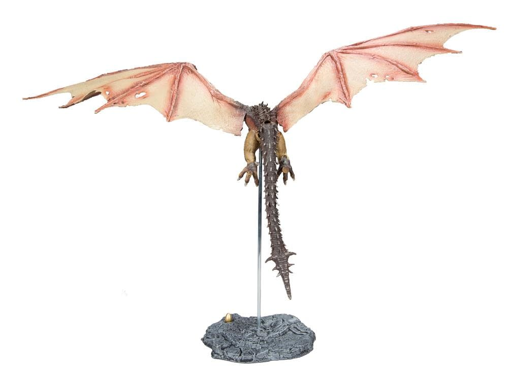 """Hungarian Horntail from """"The Goblet of Fire"""" Arrives from McFarlane Toys"""
