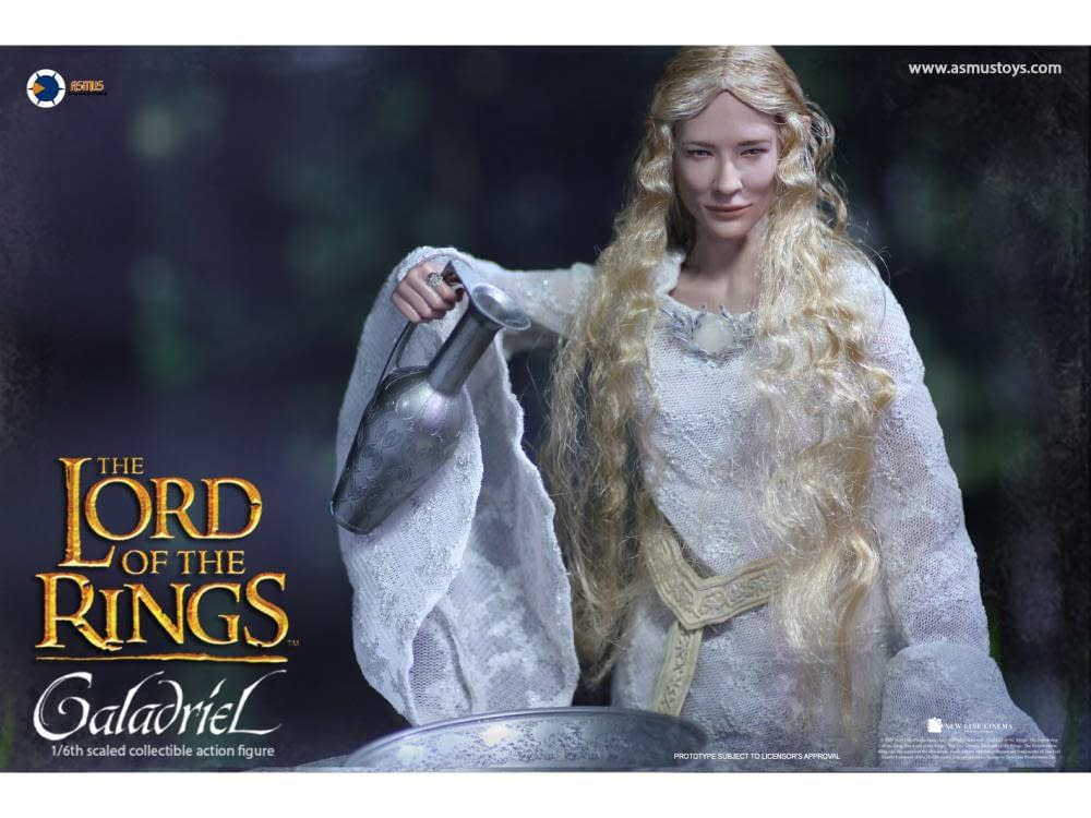 Lord of the Rings Galadriel figure from Asmus Toys
