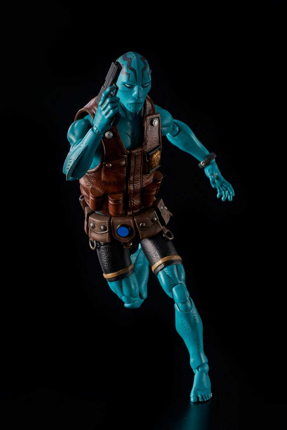 Hellboy and Abe Sapien Get PX Exclusive Figures from 1000toys