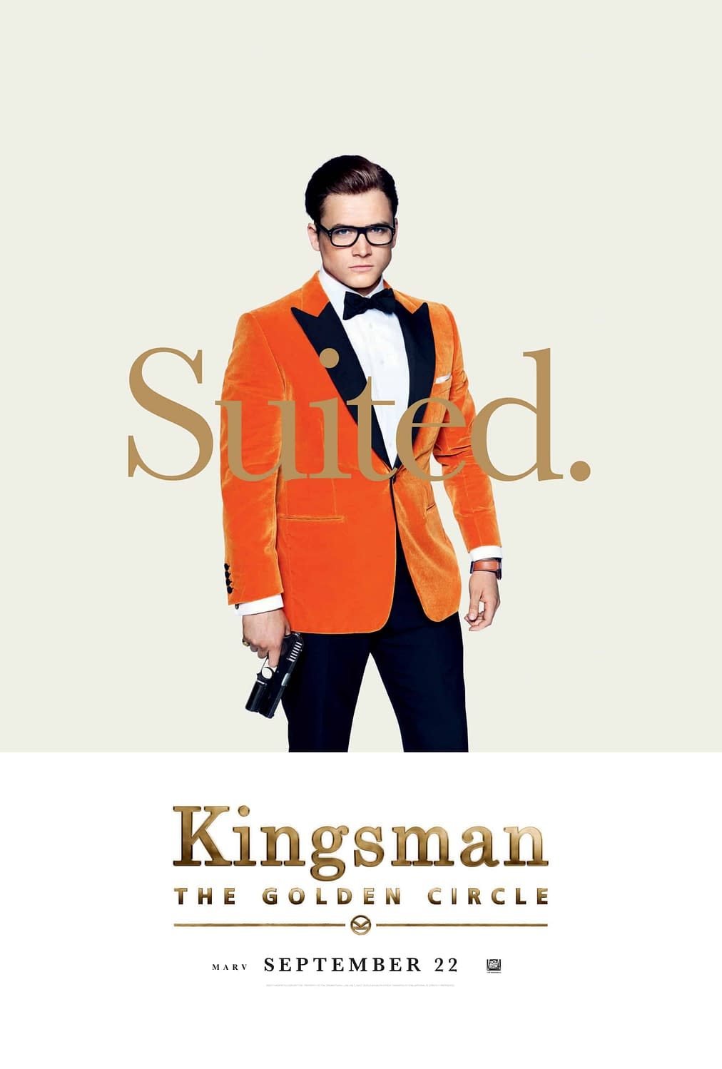 Taron Egerton Confirms He's Not Appearing in Kingsman 3