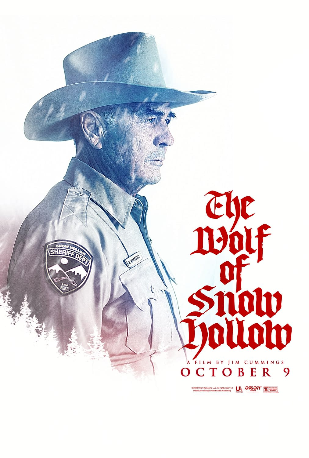 New Clip And Posters From The Wolf Of Snow Hollow Debut