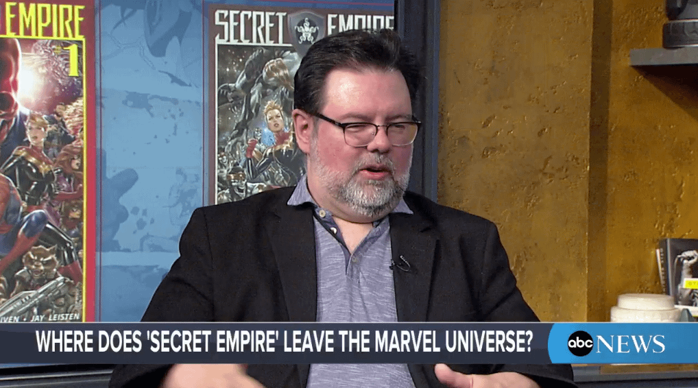 "Brevoort: Parts Of Secret Empire ""Made The Right People Unhappy And Upset"""