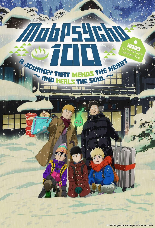 """Mob Psycho 100 II"" Set to Debut at Crunchyroll Expo"