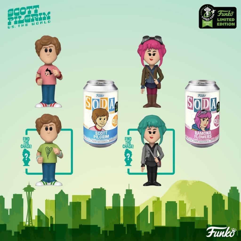 Funko Emerald City Comic Con: Our Top 5 Pop Picks