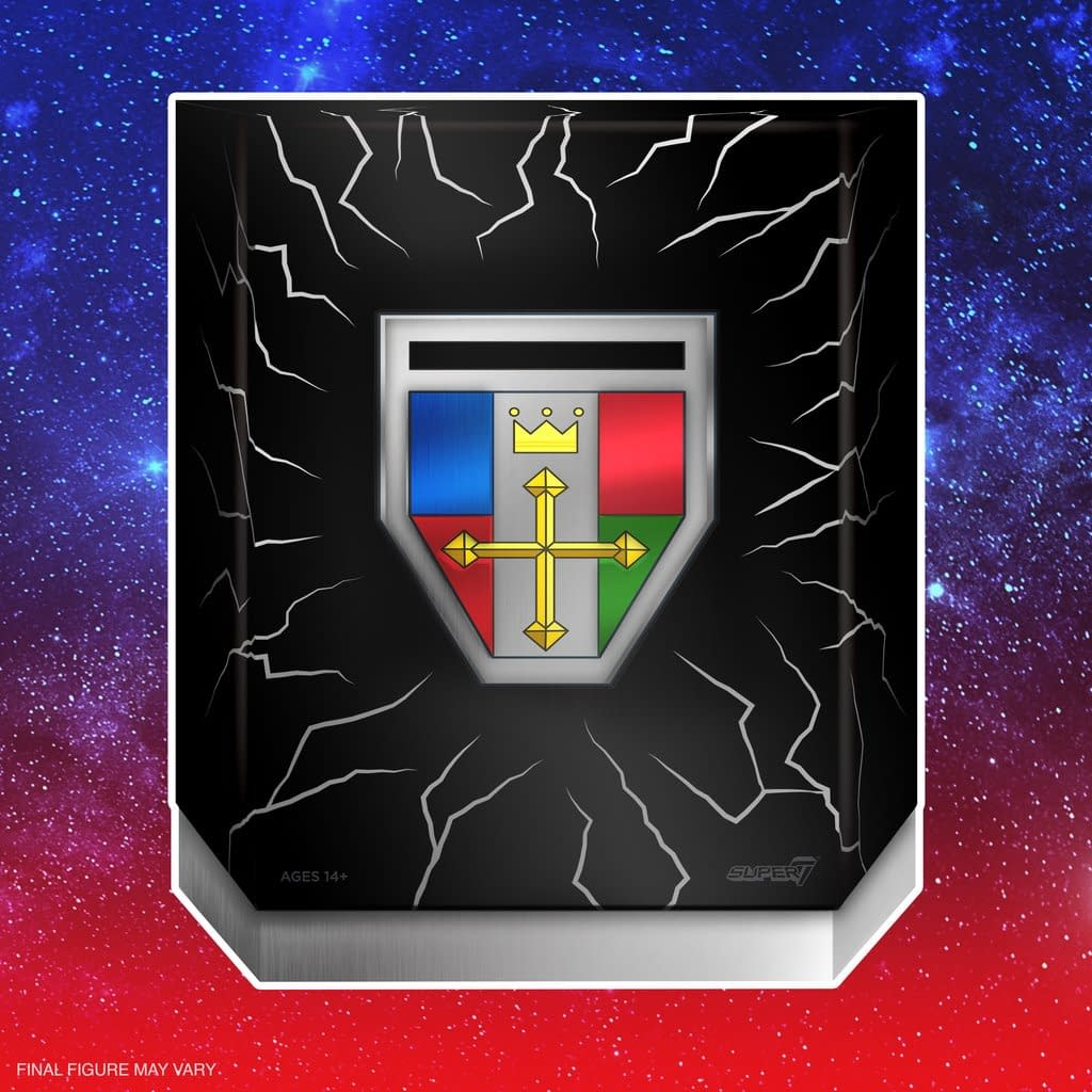 Super7 Puts Ultimates Voltron Figure Up For Preorder