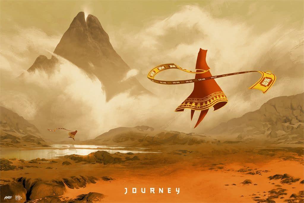 Mondo Journey E3 Poster