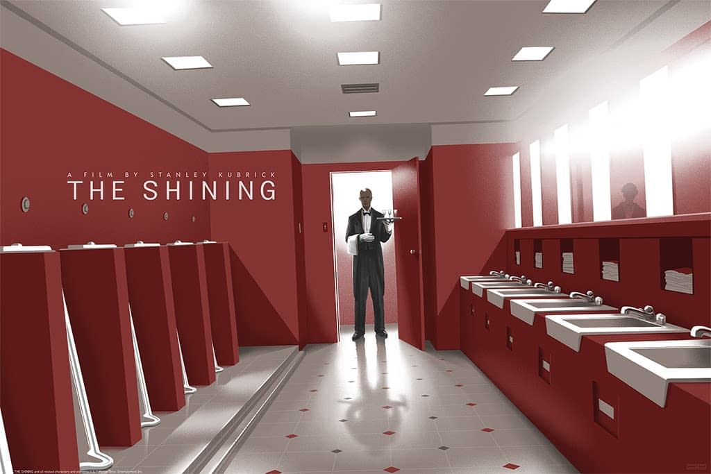 Mondo The Shining DesignerCon Exclusive