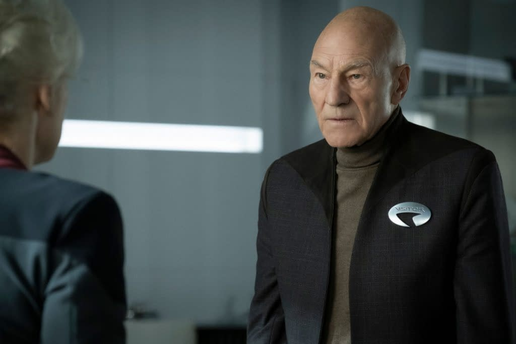 """""""Star Trek: Picard"""" S01E03 """"The End is the Beginning"""": Borg Research Expands, Fan Fav Returns [PREVIEW]"""