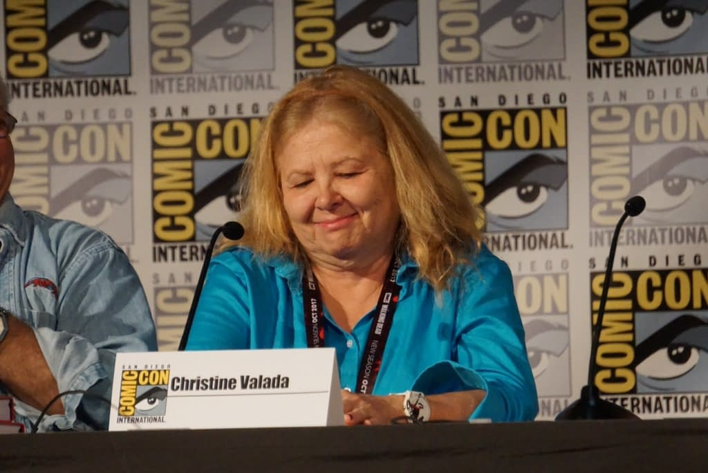 From Baywatch to The Outer Limits – A Celebration of Harlan Ellison at San Diego Comic-Con 2018