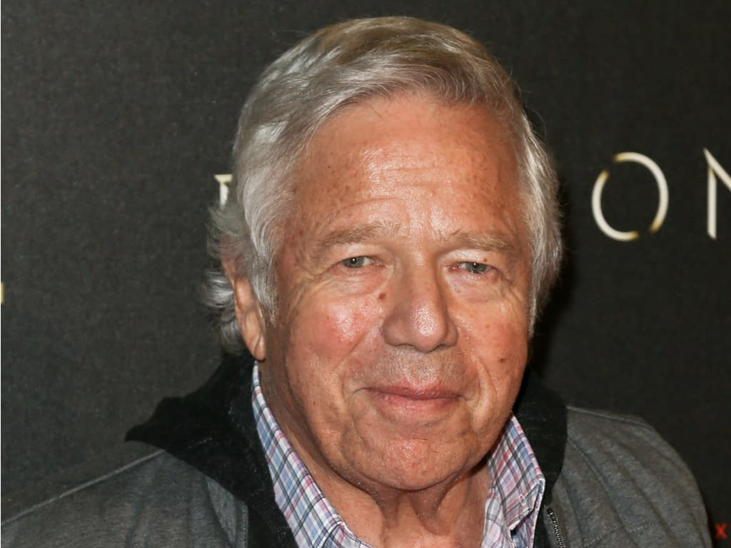 BREAKING: New England Patriots OwnerRobert Kraft Facing Prostitution Bust Charges