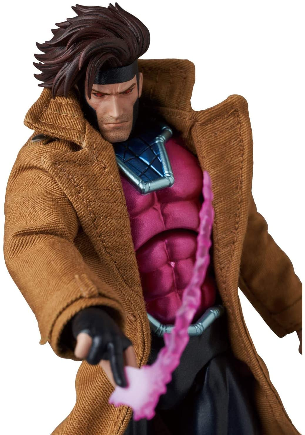 Gambit Draws a Lucky Hand in New MAFEX Figure From Medicom