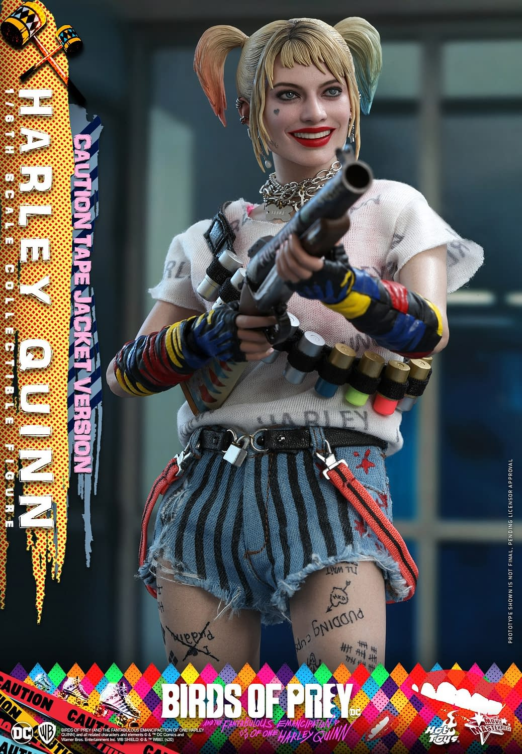 Harley Quinn Gets A New