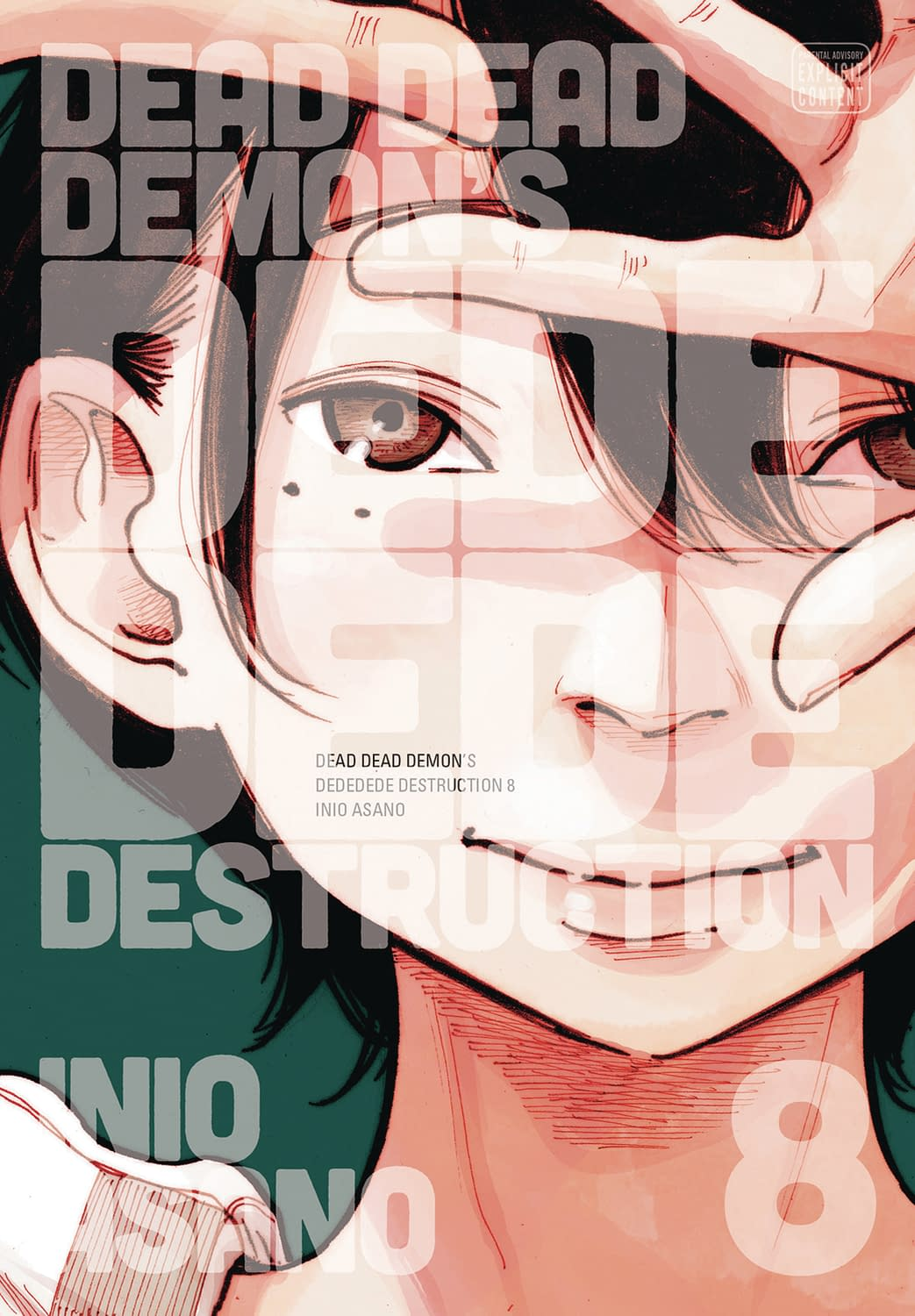 DEAD DEMONS DEDEDEDE DESTRUCTION GN VOL 08 ASANO (MR)