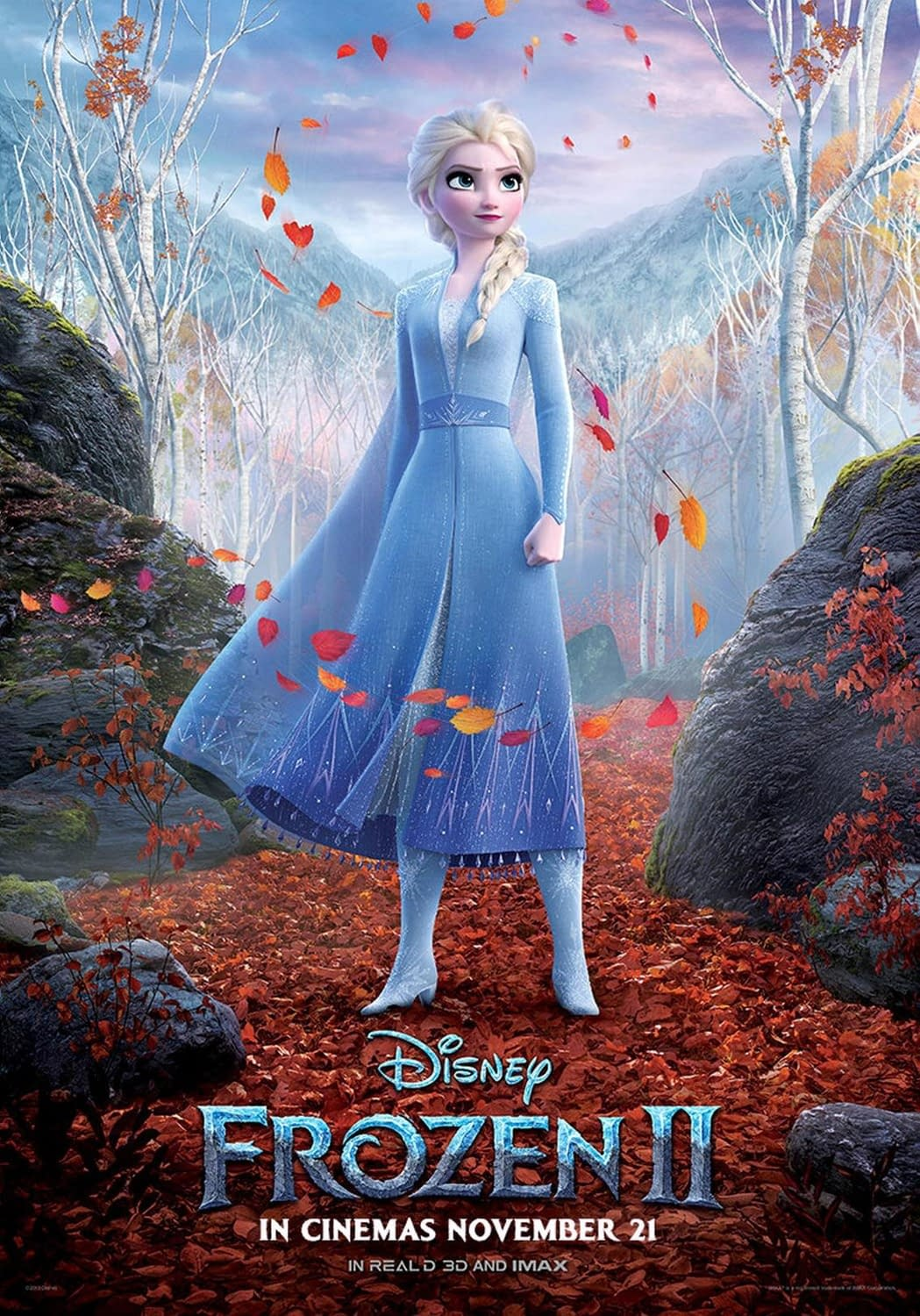 "The Cast of ""Frozen 2"" Talks Reuniting Plus More Character Posters"