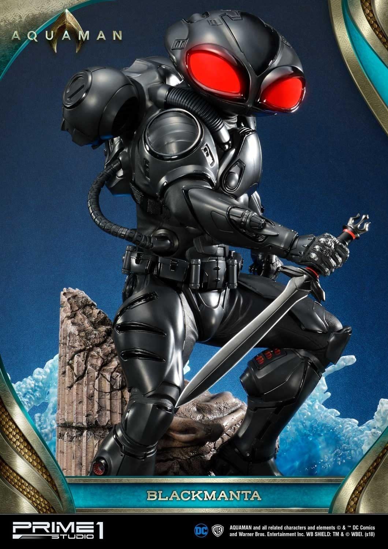 Aquaman Black Manta Prime 1 Studio Statue 1