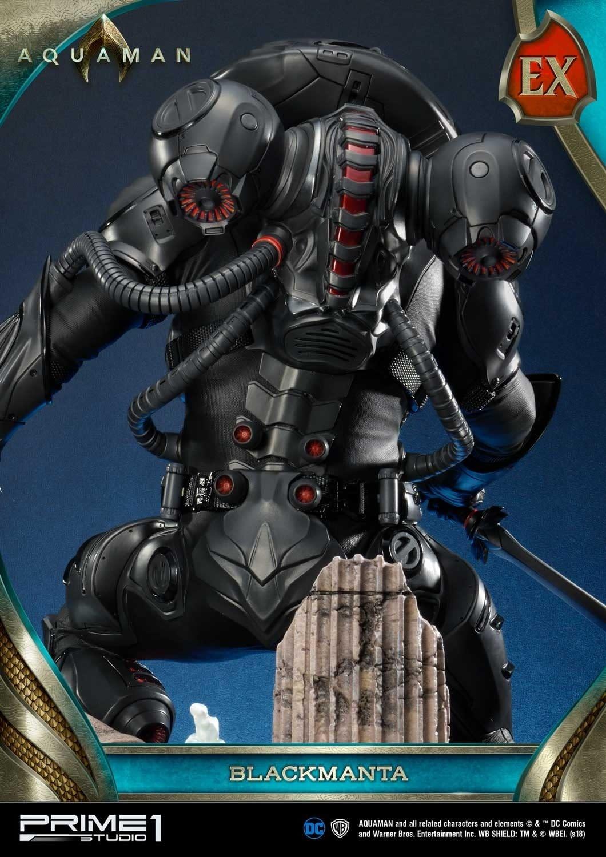 Aquaman Black Manta Prime 1 Studio Statue 18
