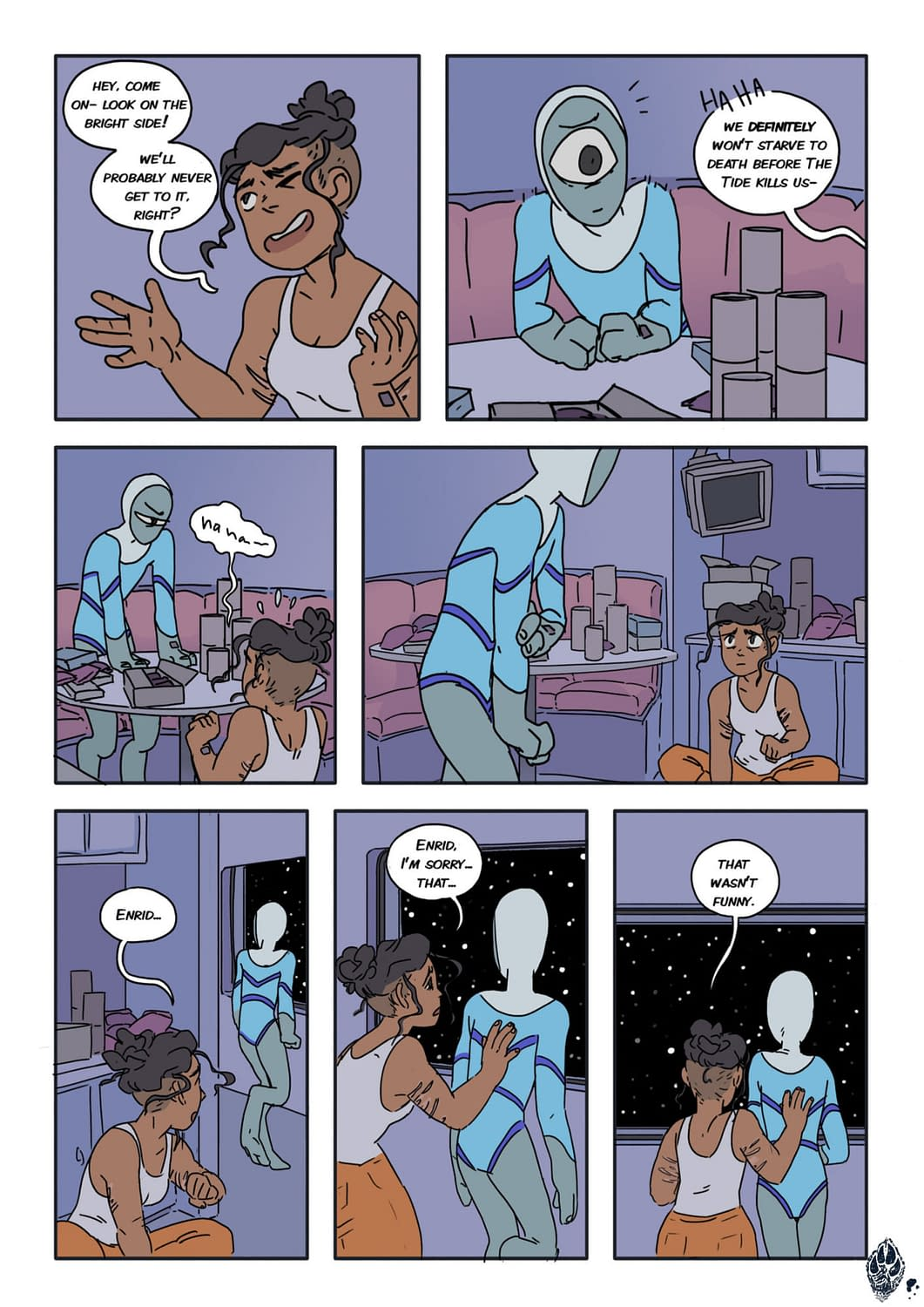 19 Pages From BUN&TEA, the Serial Comics Magazine Now on Kickstarter [Preview]
