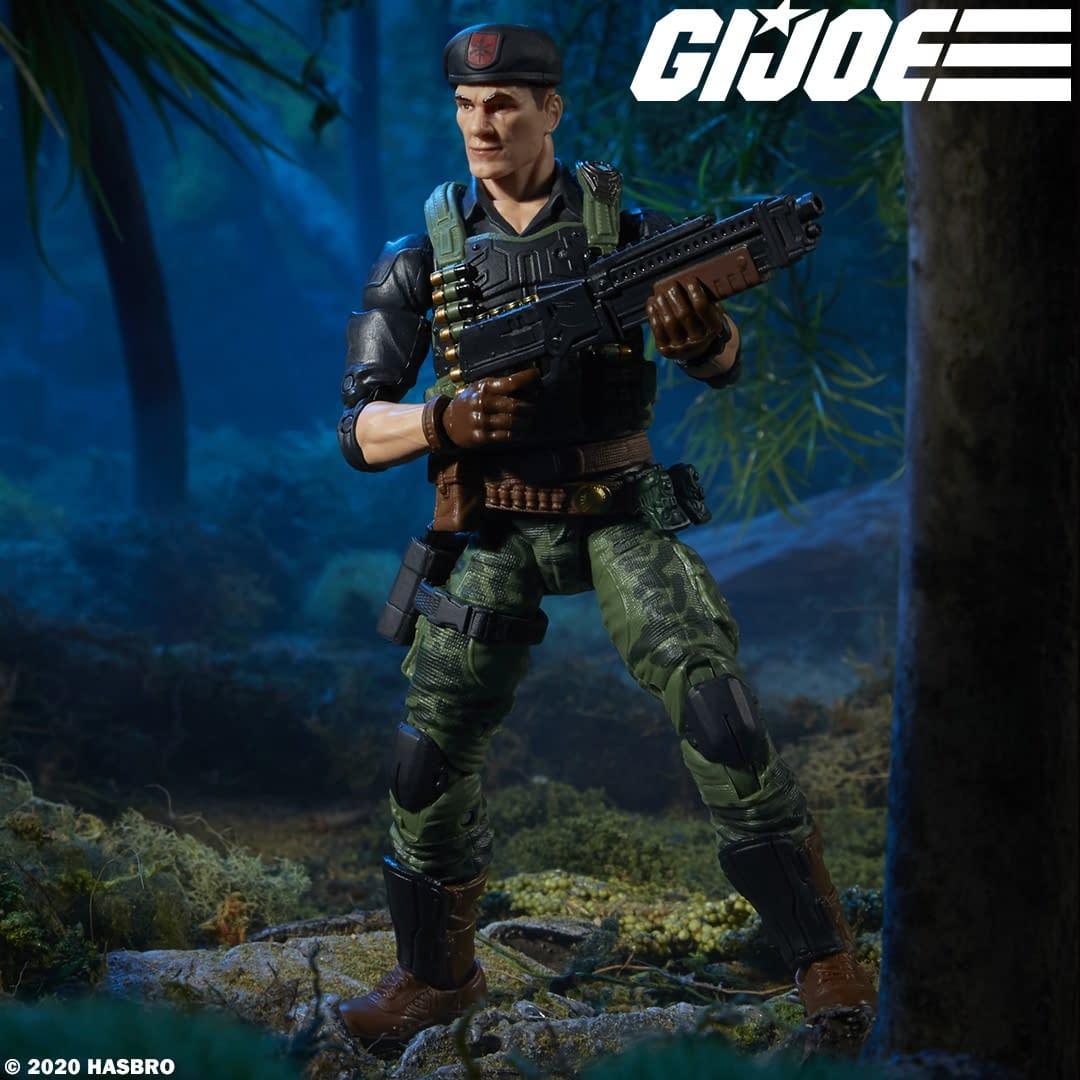 Flint & Lady Jaye Join The G.I. Joe Classified Line From Hasbro