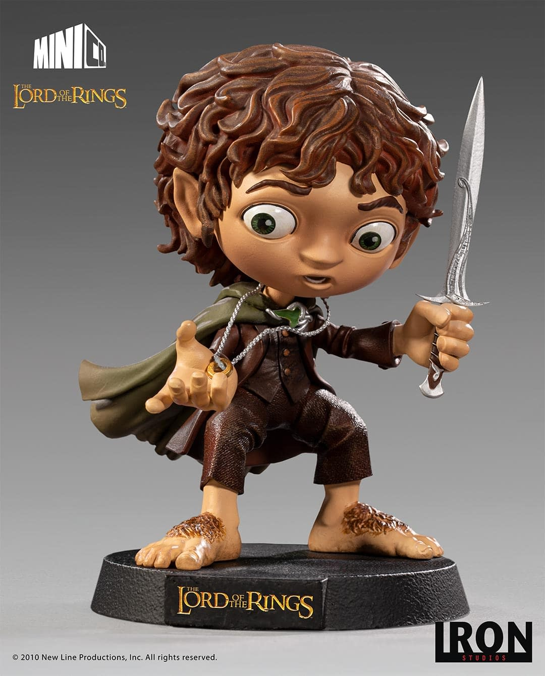 Iron Studios Lord of the Rings Minico Statue Frodo Baggins