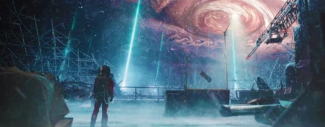 The Wandering Earth: One Giant Leap for China's Science Fiction Blockbuster Movie Future