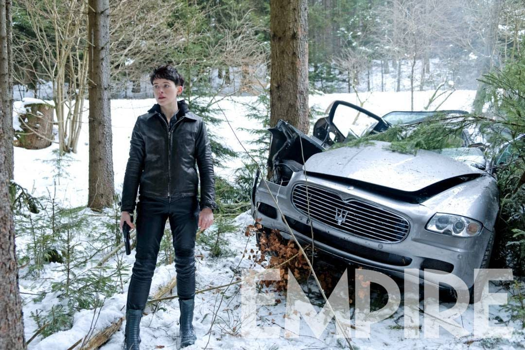 New Image from The Girl in the Spider's Web