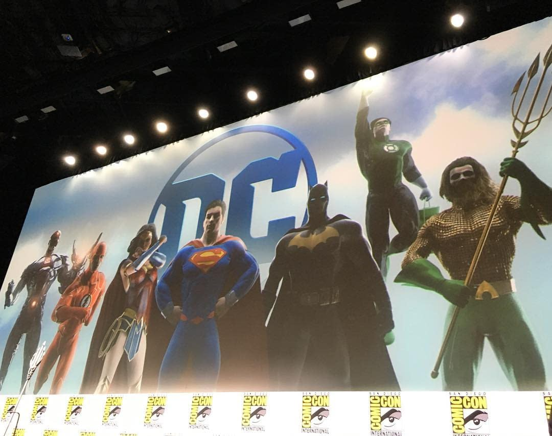 Jason Momoa Teases 'Green Lantern' And A Secret For Hall H At SDCC Today