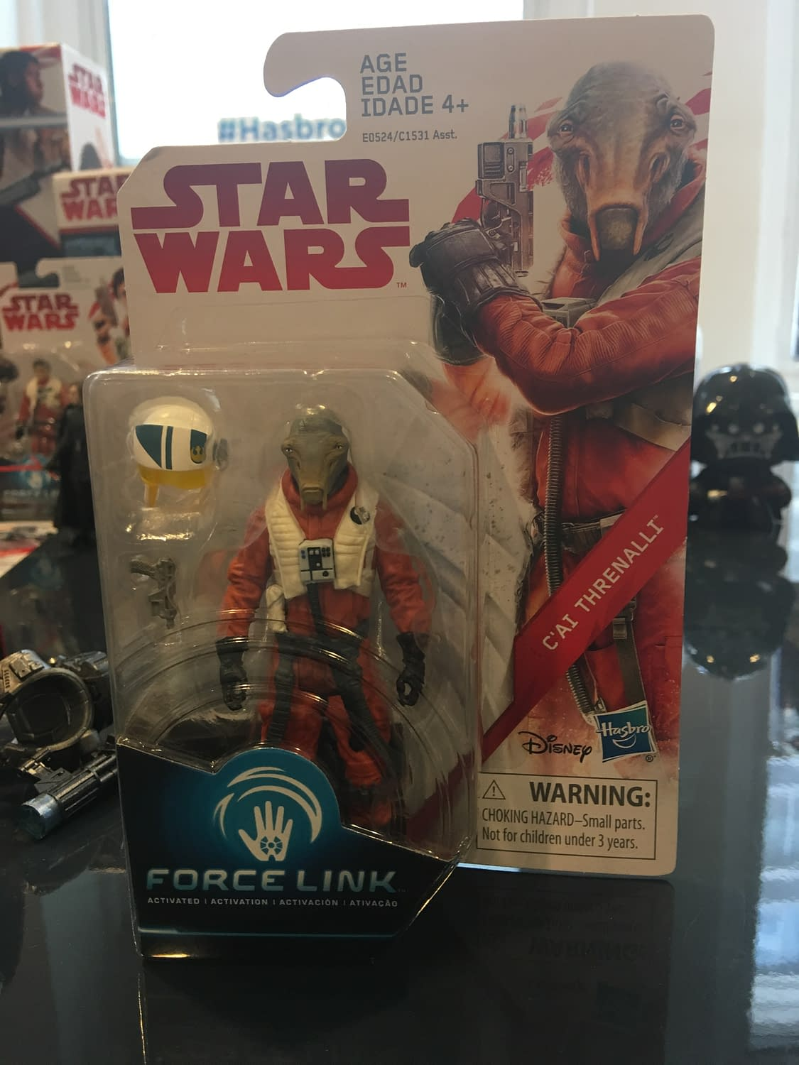 Hasbro Reveals New Star Wars Products At NYCC, Including Mighty Muggs!