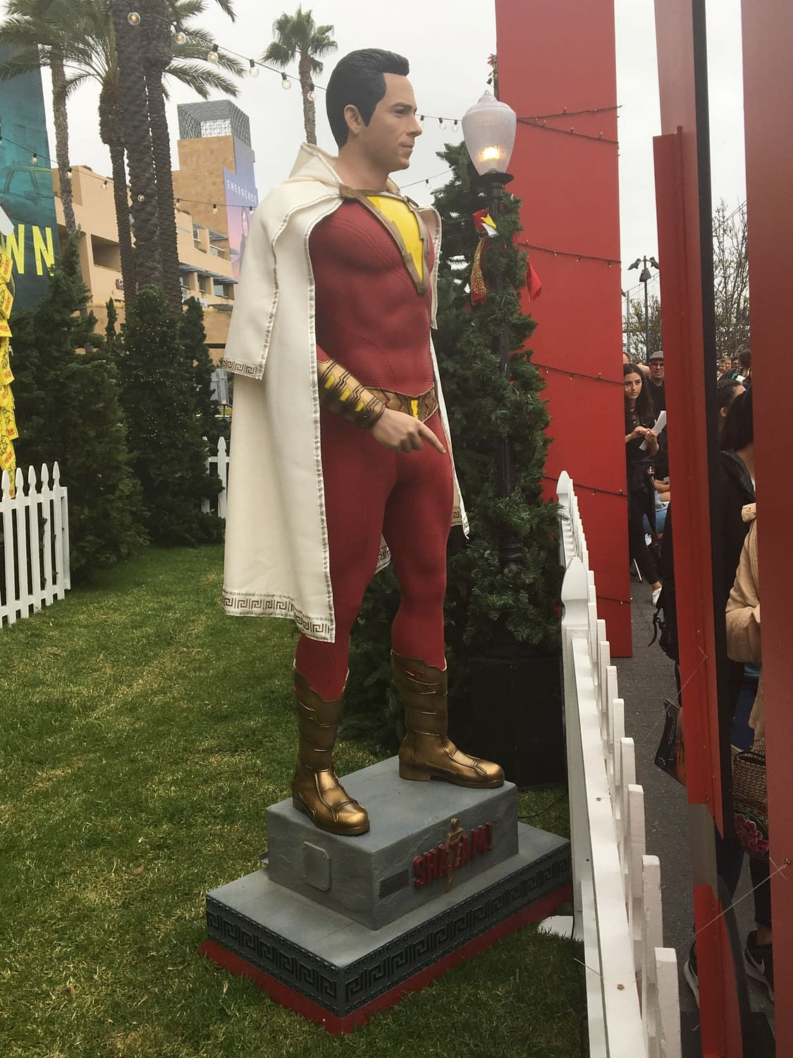 """""""Shazam!"""": Say His Name – Then Hang Out at His SDCC """"Chilladelphia"""" Offsite [IMAGES]"""