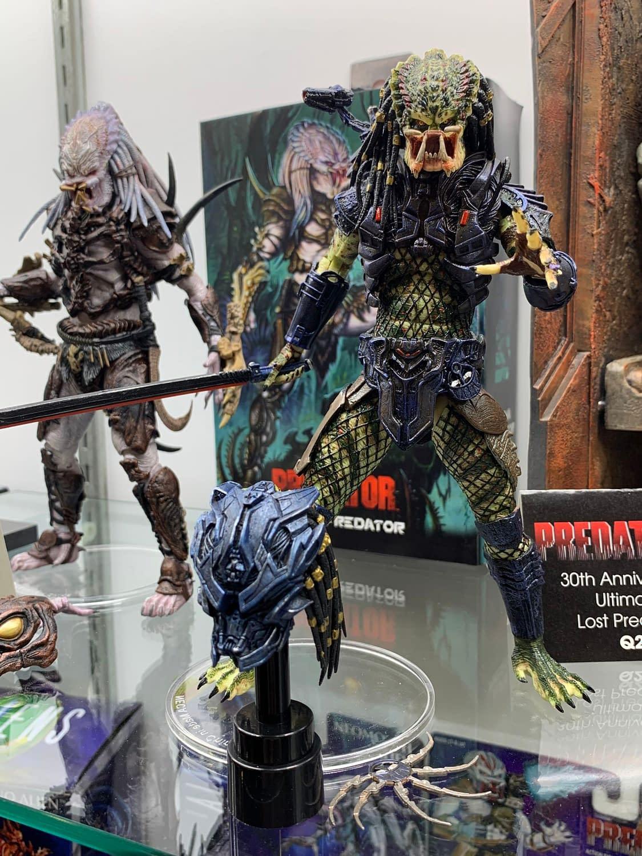 NECA New York Toy Fair 2020: TMNT and Horror Figures