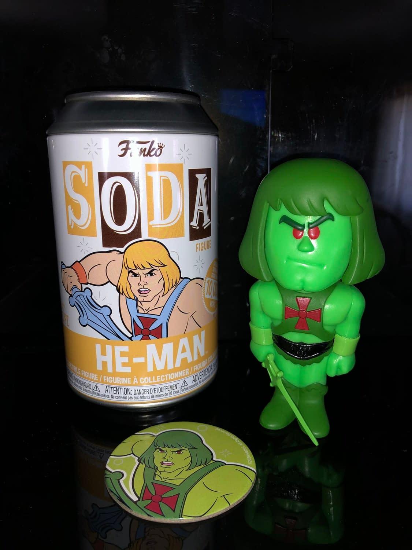 Funko Soda Masters of the Universe85
