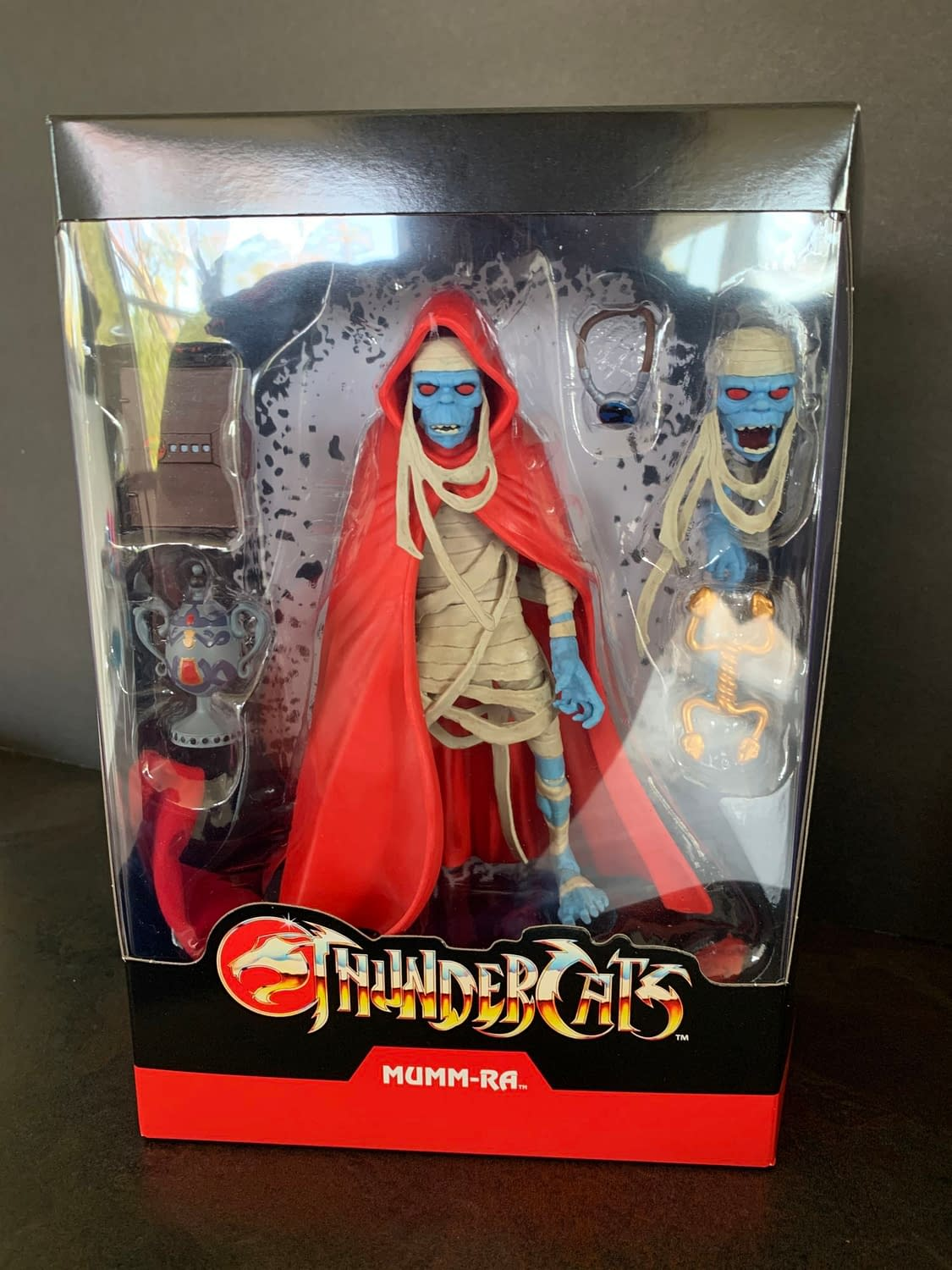 Thundercats Ultimates By Super7: Let's Look At Mumm-Ra