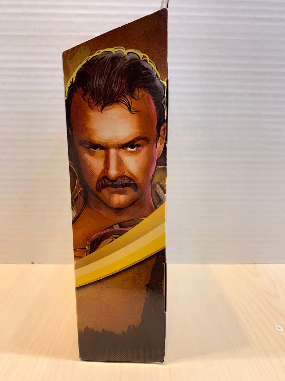 Let's Take A Look At Mattel's New WWE Elite Legends Jake The Snake