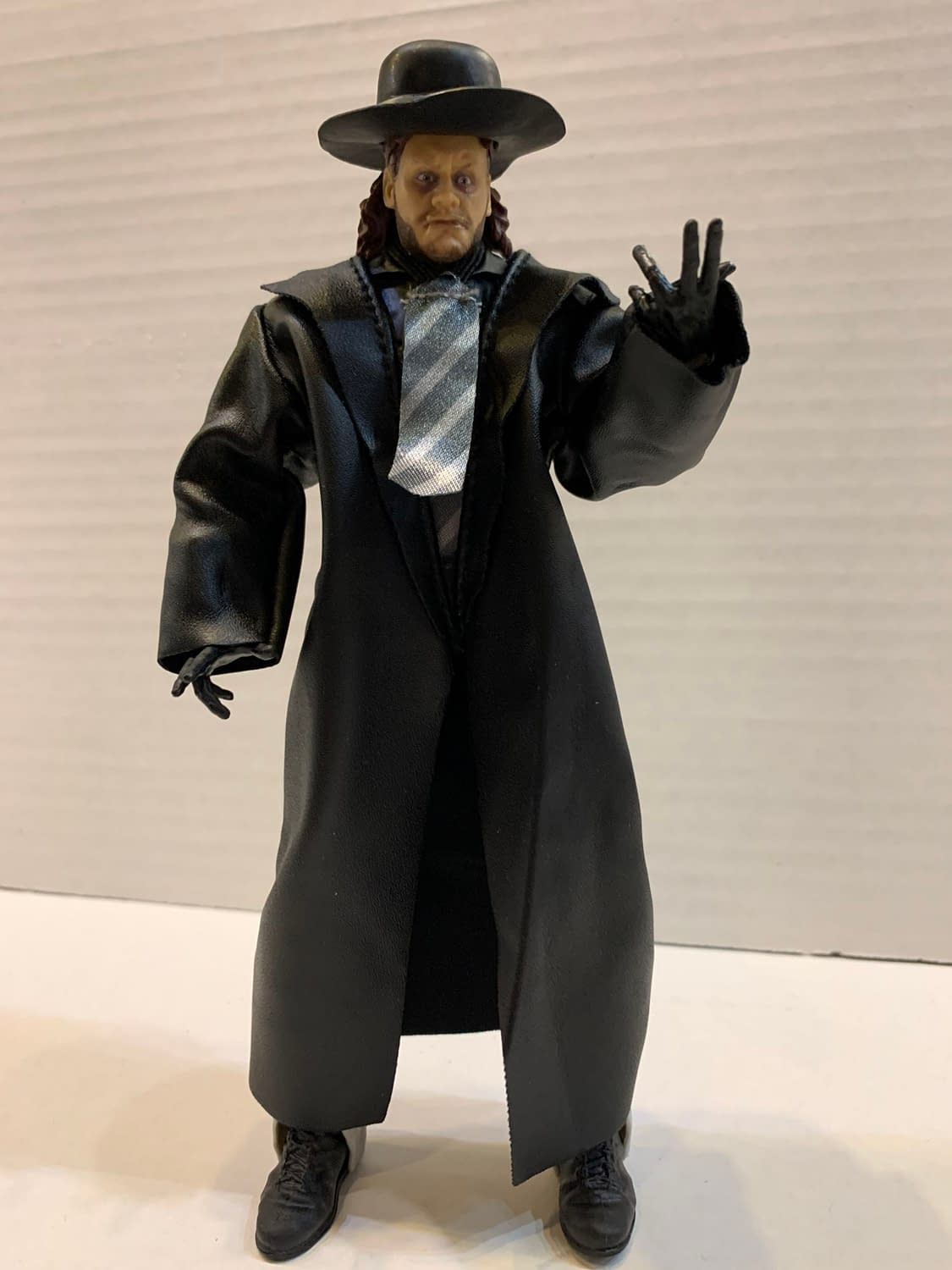 Mattel Pays Tribute To The Undertaker With Two New Elite Figures
