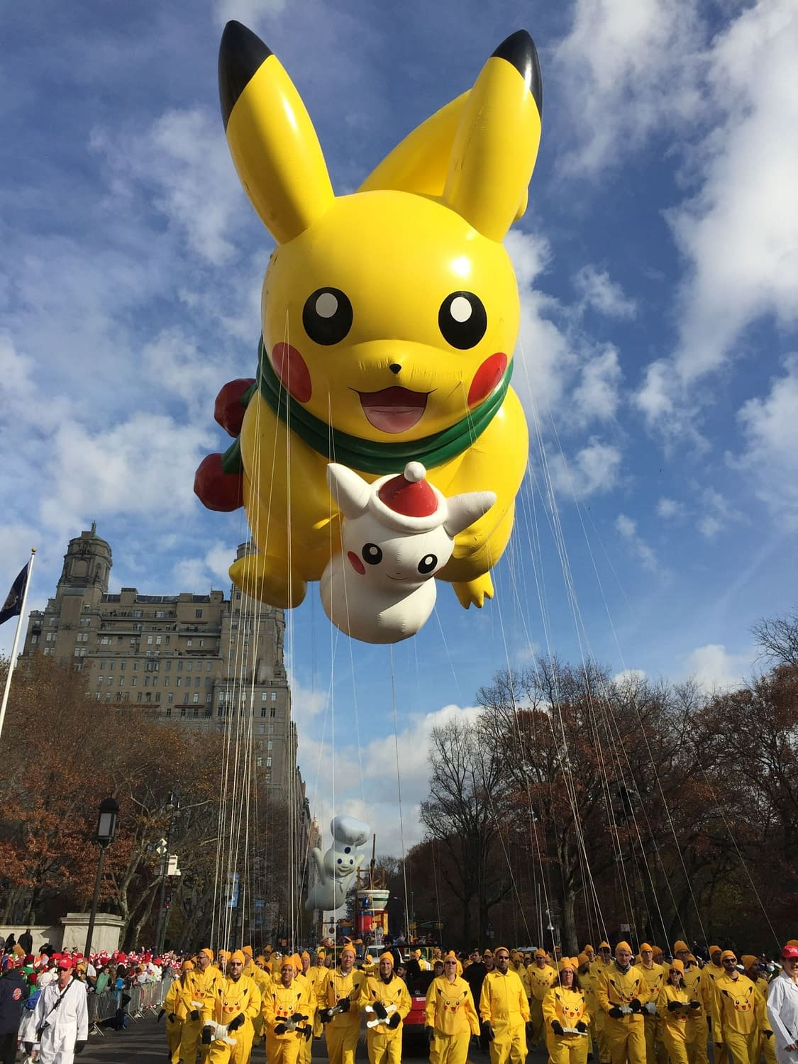 Pokémon Special Performance Scheduled For Macy's Parade