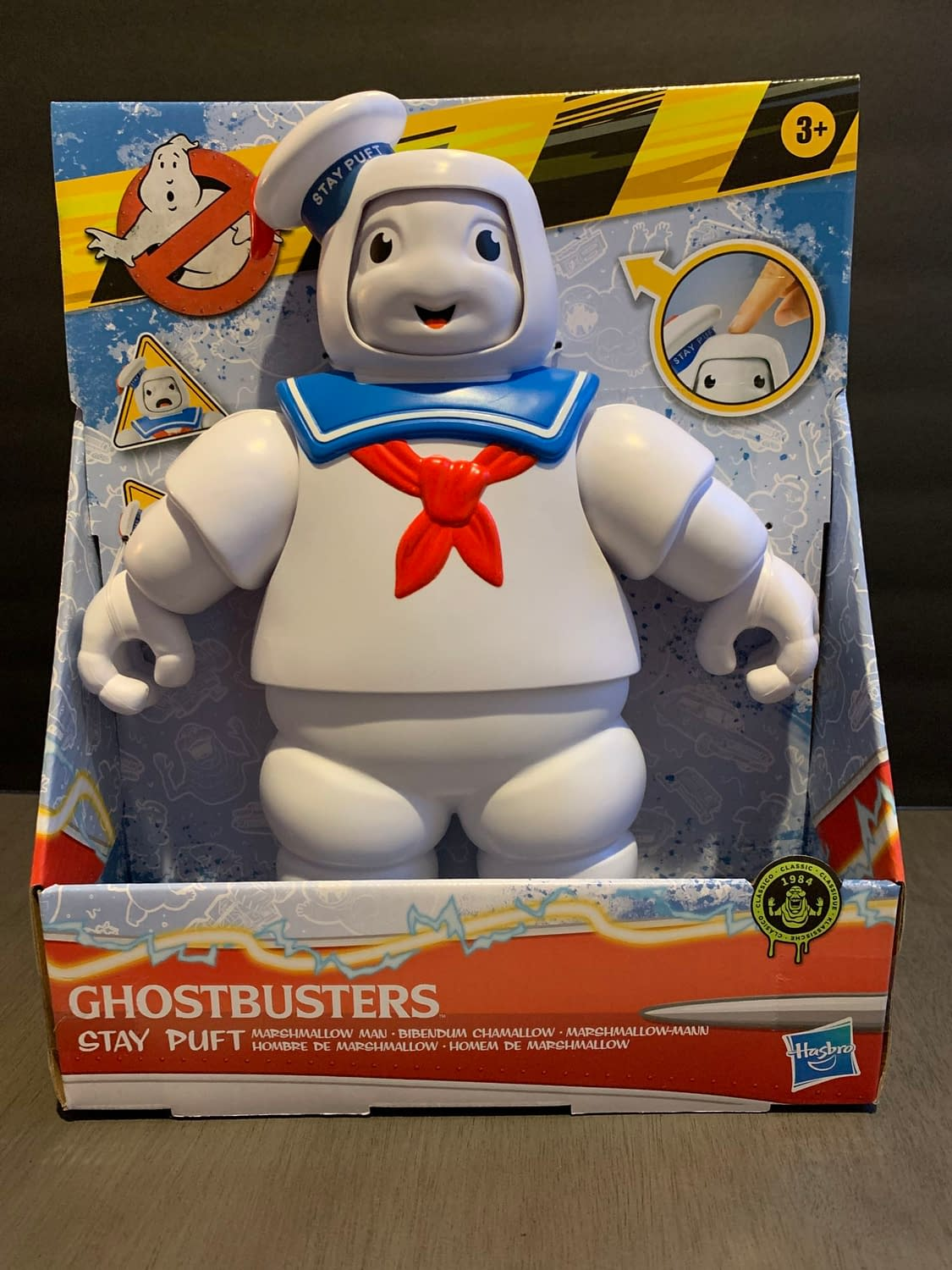 Let's Look At Some New Hasbro Ghostbusters Figures For All Ages