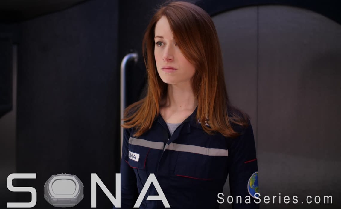 Ashley Clements on 'SONA', Released Today on Legendary Digital Networks' Alpha