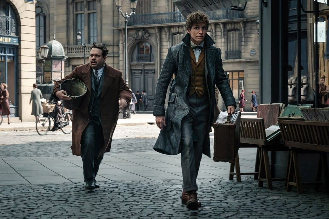 """Warner Bros. Knows What They Need to Do to Get Fantastic Beasts 3 """"Right"""""""