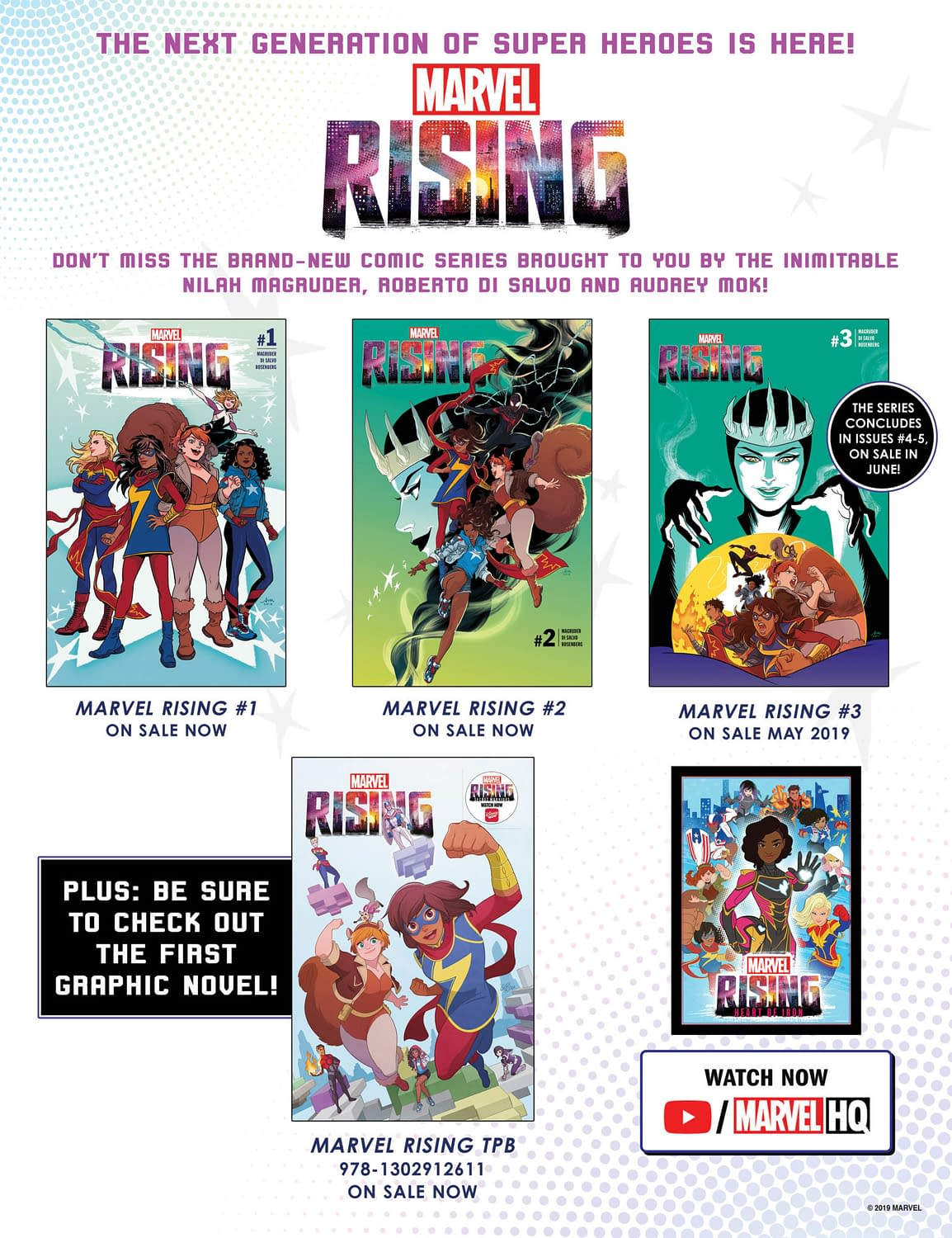 Marvel Reveals Details on Mother's Day Event at Local Comic Shops