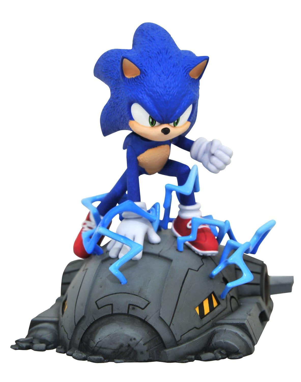 "New Diamond Select Statues Include ""Godzilla"", ""Sonic ..."