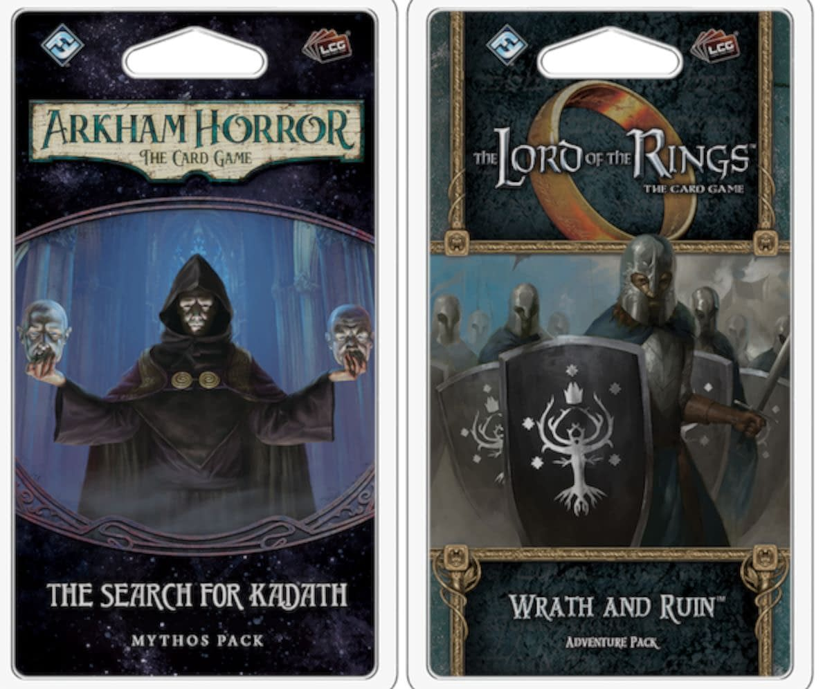 Fantasy Flight Games New Releases for 11-15-19: X-Wing & Legion Take the Stage