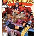 What On Earth Happened To The Marvel Vs Capcom 3 Comic Cover