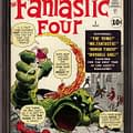 Metropolis Sells A Fantastic Four #1 CGC 9.4 for $300000