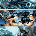 Check Out The First 8 Pages of Geoff Johns And Jim Lees Justice League #1 In High Quality High Res