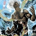 Lots Of Art From DC's The Dark And The Edge Panel: Animal Man, Justice League Dark, Swamp Thing, Voodoo, More